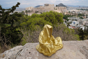 documenta kassel athens-acropolis-guardians-of-time-manfred-kili-kielnhofer-stone-marble-plastic-statue-sculpture-modern-art-fine-arts-arte-gallery-museum-show-8484