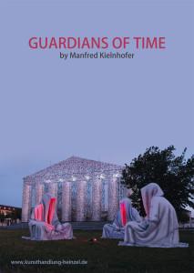 kunsthandel heinzel kassel documenta guardians of time manfred kielnhofer art sculpture event